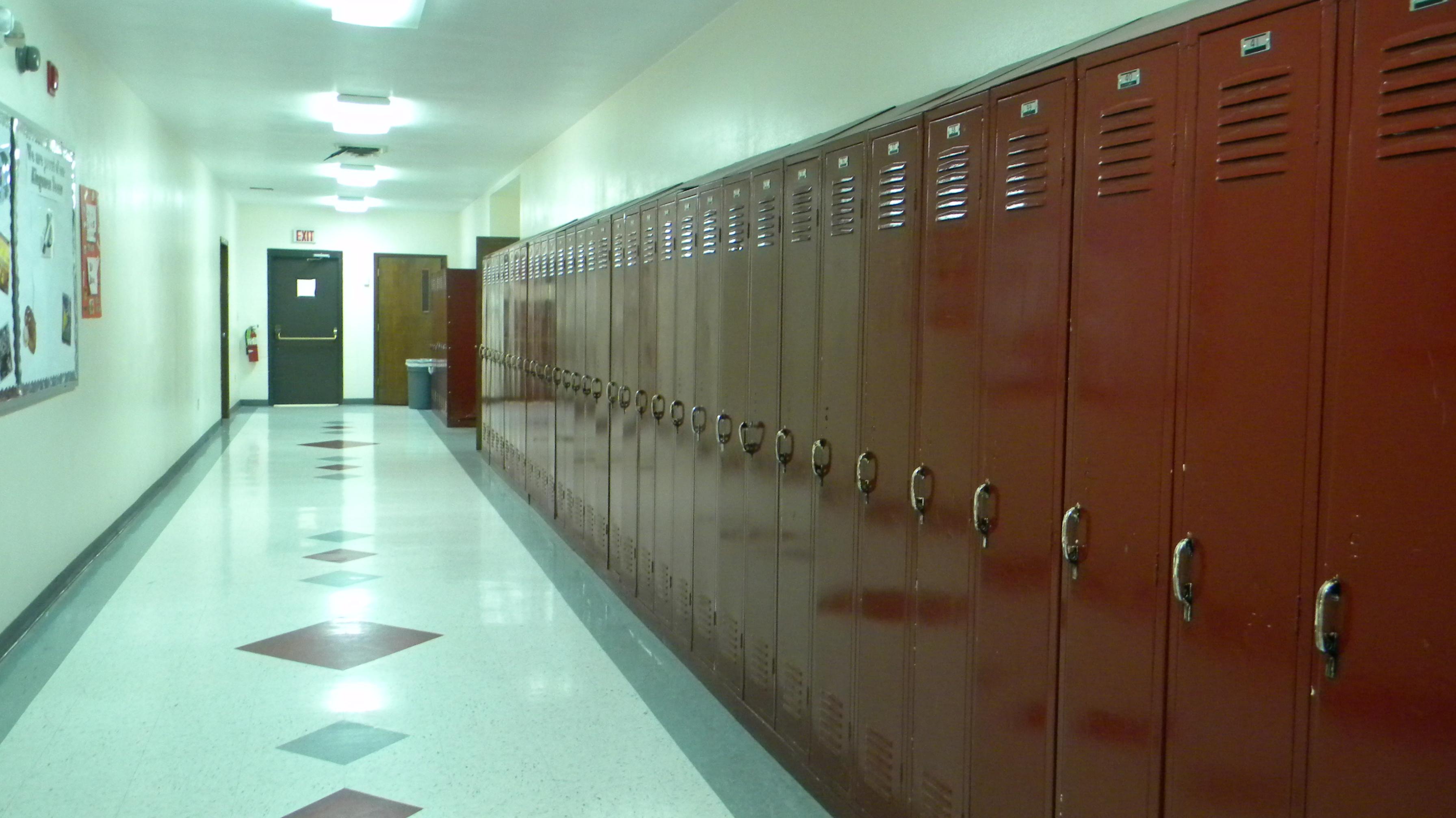 HS Hallway