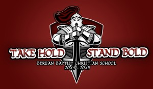 Take Hold Stand Bold
