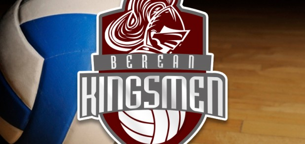 Kingsmen Volleyball Logo