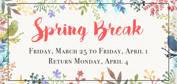 Spring Break-Featured