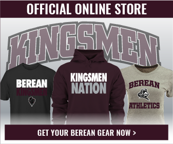 BSN Sideline Store Berean Kingsmen Spirit Wear
